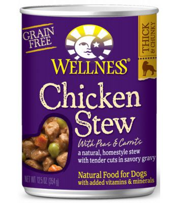 Wellness Chicken Stew 12oz