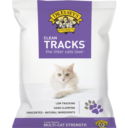 Dr. Elsey's Clean Tracks Litter