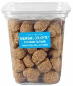 Triumph Meatball Delights Chicken 8oz