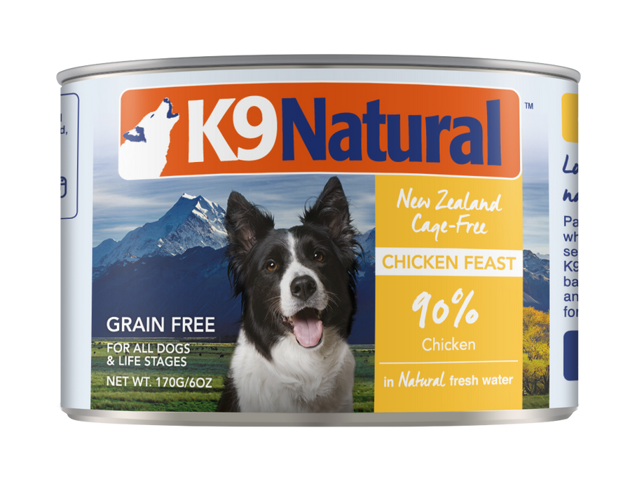 K9 Natural Canned Dog Food - Chicken - 13oz