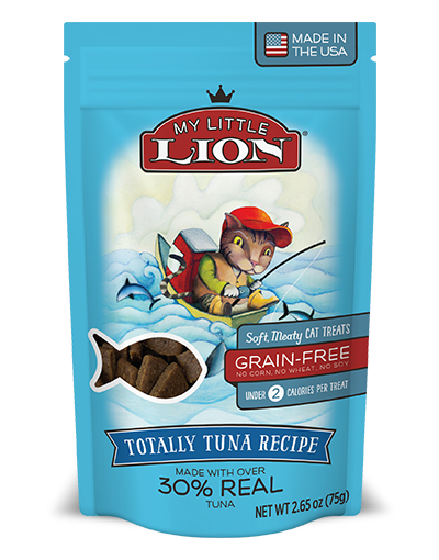 My Little Lion Tuna Cat Treat 5.3oz