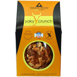Himalayan Dog Chew 1.25 oz Yaky Crunch Dog Treats