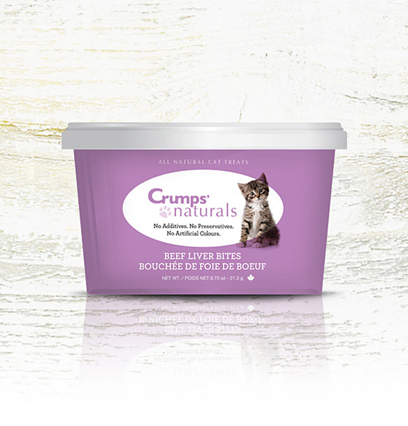Crumps Naturals Freeze Dried Liver, Cat Treats