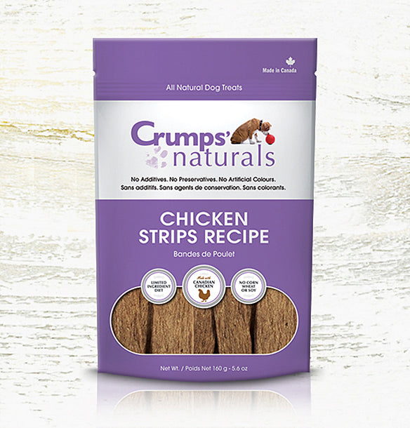 Crumps Chicken Strips 5.6oz