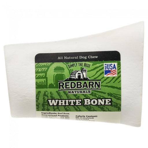 Redbarn White Natural Bone 6""
