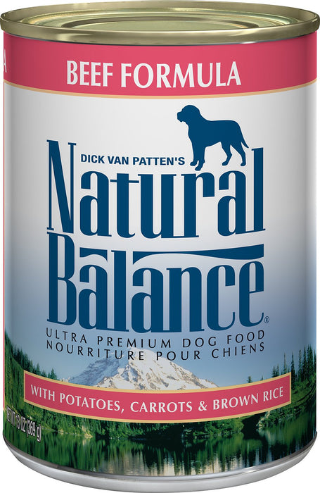 Natural Balance Beef and Rice 6oz