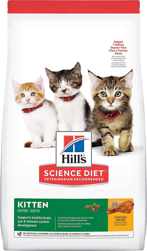 Science Diet Kitten Healthy Development 7lb
