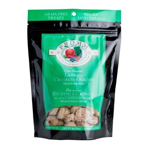 Fromm Treats Lamb & Cranberry 8oz
