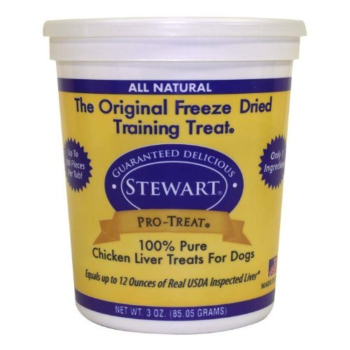 Pro Treat Freeze Dried Chicken Liver