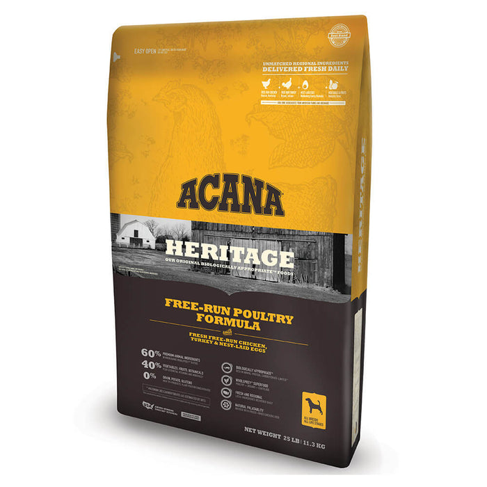 Acana Heritage Free-Run Poultry