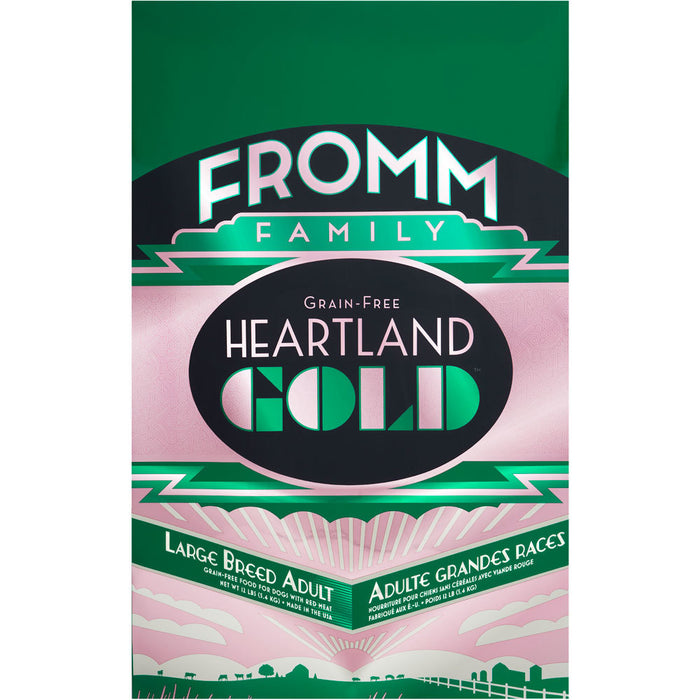 Fromm Heartland Gold Large Breed Jake S Pet Supply