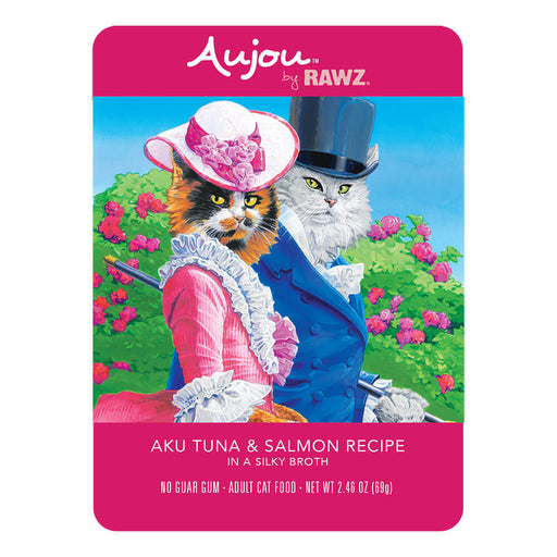 Aujou Silky Broth Cat Food