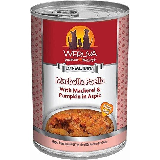 Weruva Dog Food Marbella Paella