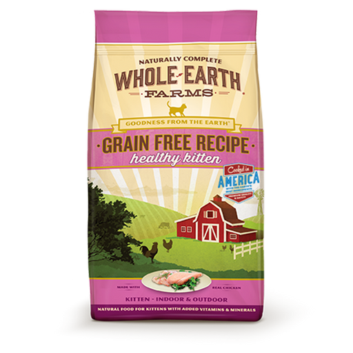Merrick Whole Earth Farms Grain Free Kitten 2.5lb