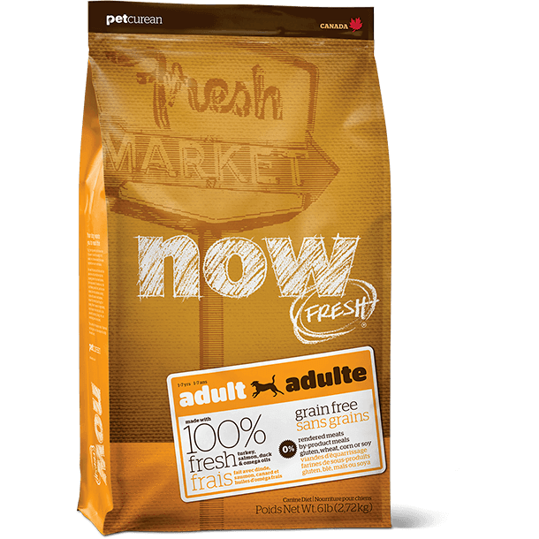 Now! Fresh Canine Grain Free Adult 6lb