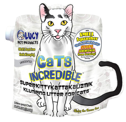 Cats Incredible Unscented 25lb Bag