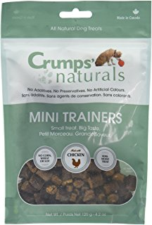 Crumps Mini Trainers Chicken 4.2oz
