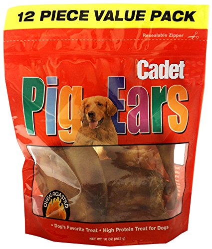 Cadet Pig Ears Bag of 25