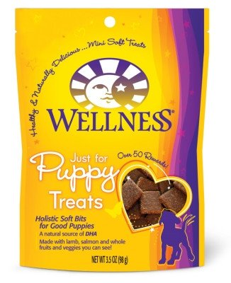 Wellness Just for Puppy Lamb/Salmon 3oz