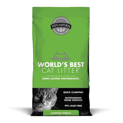 World's Best Clumping Litter