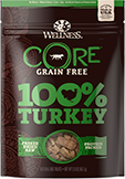 Wellness Core Freeze Dried Turkey Snack 2oz