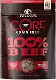 Wellness Core Freeze Dried Beef Snack 2oz