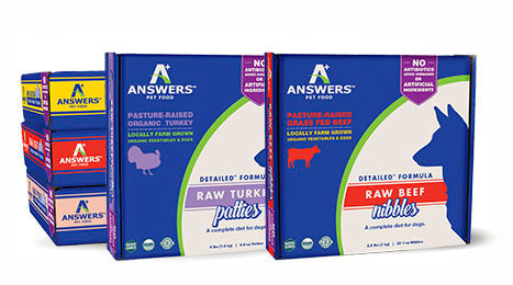 Answers Frozen Detailed Turkey Nibbles 2.2lb