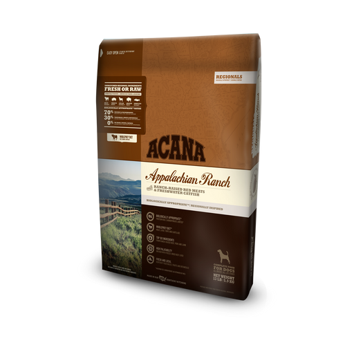 Acana Appalachian Ranch Dog 4.5 lb