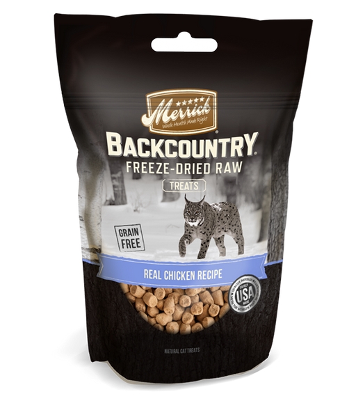 Merrick Cat Treat Backcountry Chicken 1 Oz