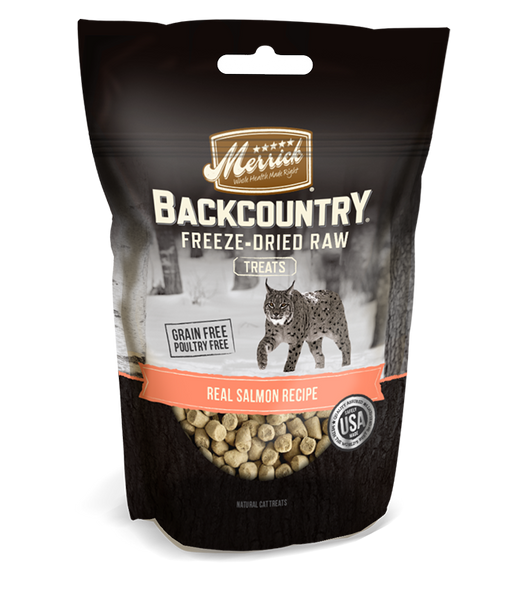 Merrick Cat Treat Backcountry Salmon 1 Oz