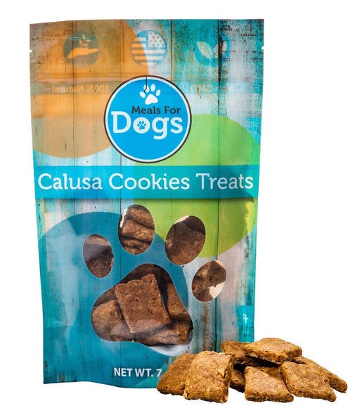 Meals for Dogs Calusa Cookies Treats 7 oz