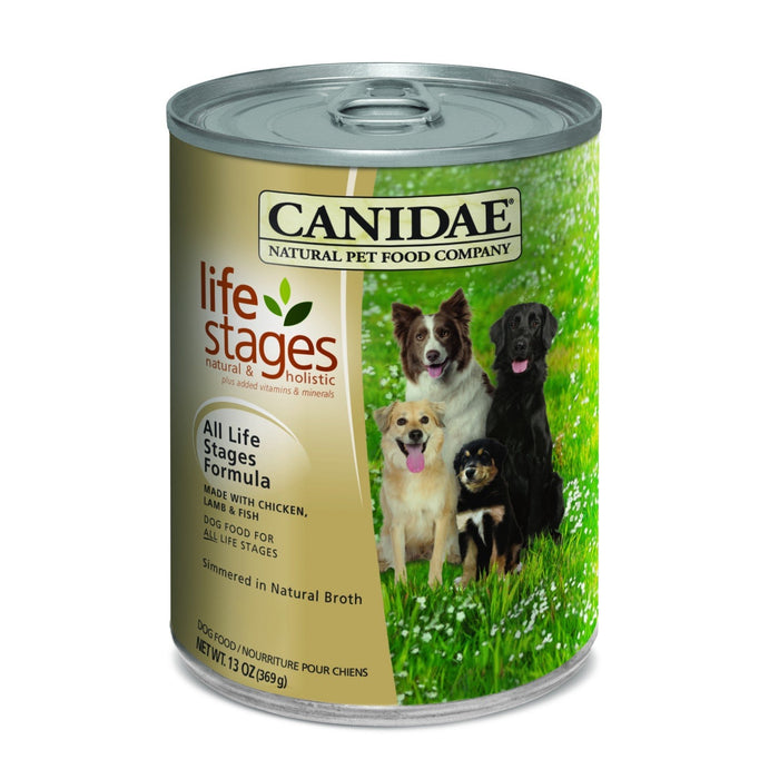 Canidae All Life Stages Dog Food : Chicken Lamb and Fish 13 oz
