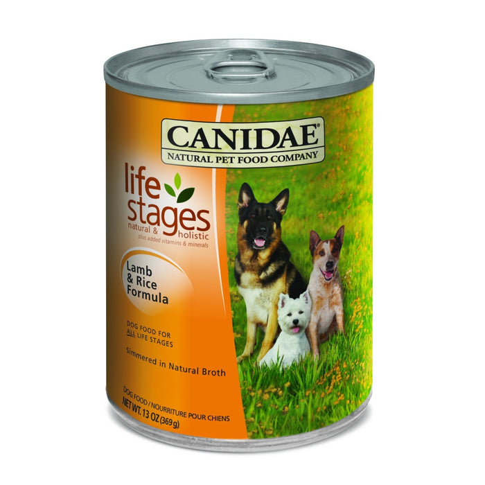 Canidae Lamb and Rice Dog Food 13 oz