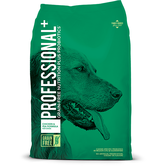 Diamond Professionals Grain Free Chicken and Pea Dog Food 28 lb