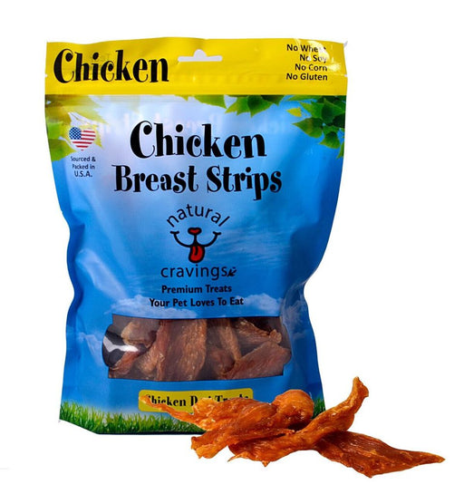 Natural Cravings USA Chicken Breast Strips 12oz bag