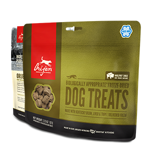 Orijen Freeze Dried Dog Treat - Bison 1.5oz