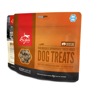 Orijen Freeze Dried Dog Treat - Boar 1.5oz