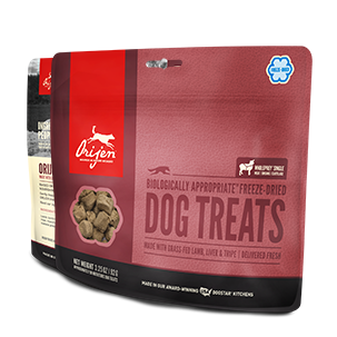 Orijen Freeze Dried Dog Treat - Lamb 1.5oz