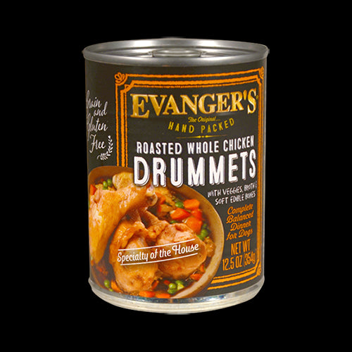 Evangers Roasted Chicken Drummets 12.8 oz