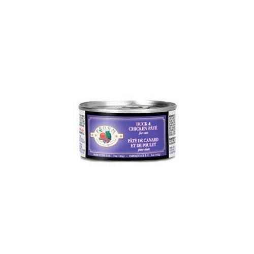 Fromm 4-Star Duck and Chicken Pate Cat Food 5 oz