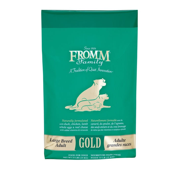 Fromm Gold Large Breed Adult Dog Food 5 lbs