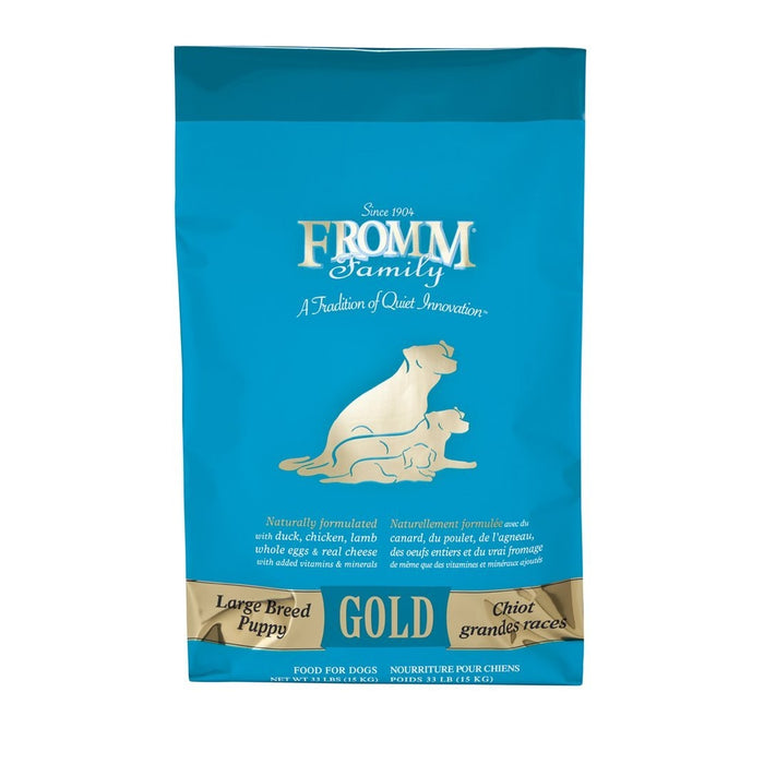 Fromm Gold Large Breed Puppy Food 5 lbs