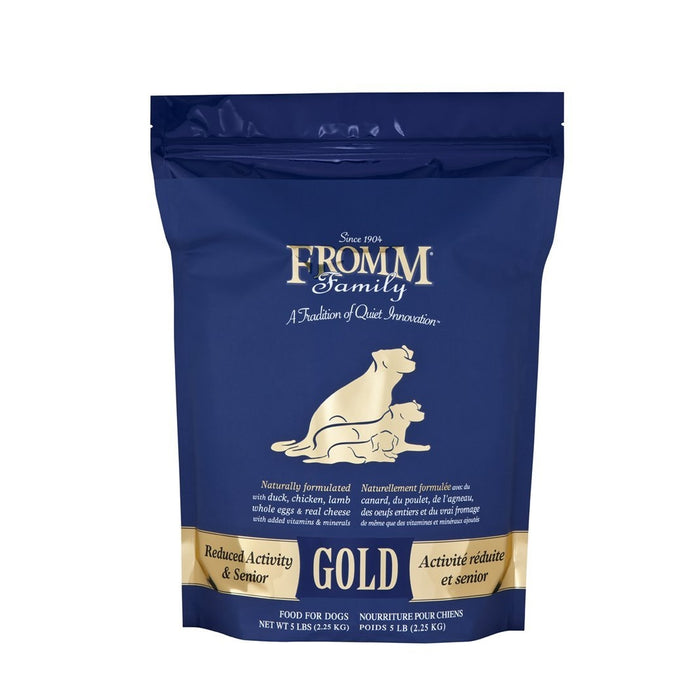 Fromm Gold Senior Dog Food 5 lbs