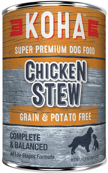 Koha Grain Free Chicken Stew 12.7oz