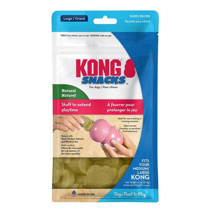 KONG Stuff'N Snacks, Puppy, Large
