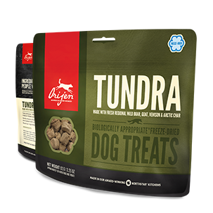 Orijen Freeze Dried Dog Treat - Tundra 1.5oz