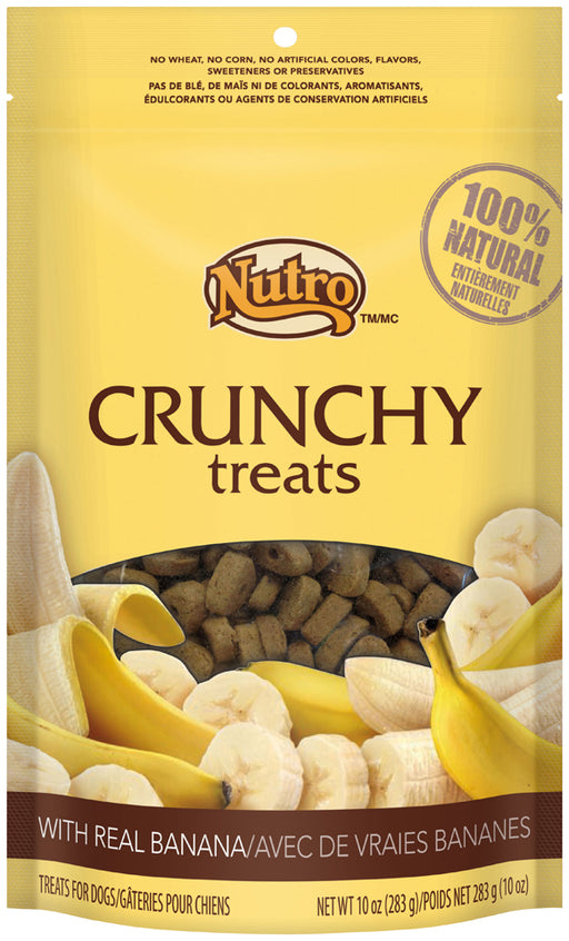 Nutro Natural Choice Crunchy Banana Treat 10 oz