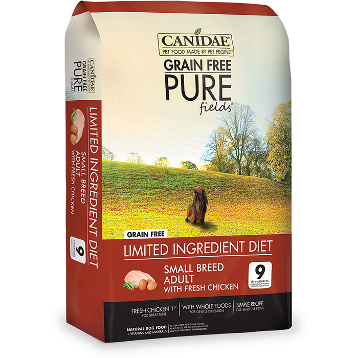 Canidae Pure Field Small Breed 12 lb