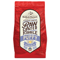 Stella and Chewys Raw Coated Chicken Recipe Puppy Food 10 lb