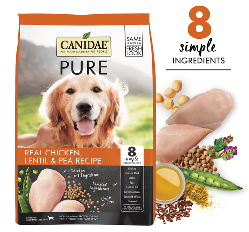 Canidae Pure Grain Free Real Chicken Dry Dog Food